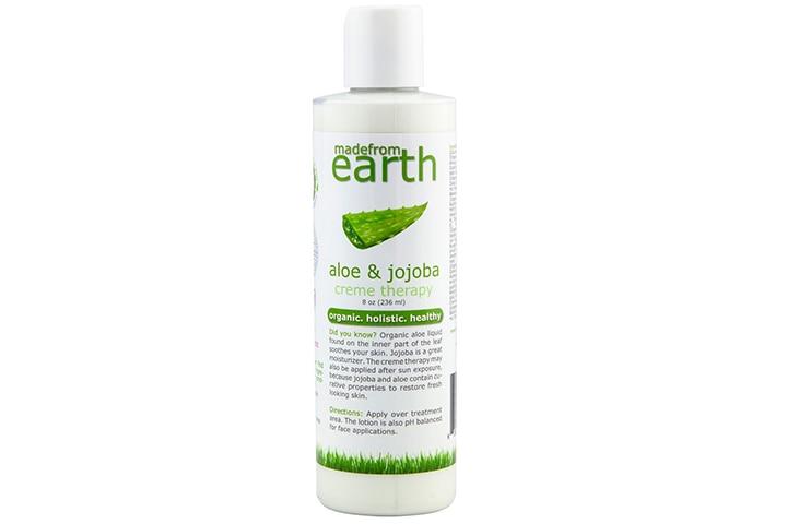 Made From Earth Organic Aloe
