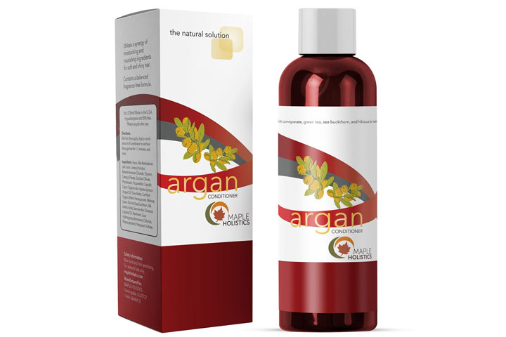 Maple Holistics Argan Oil Conditioner