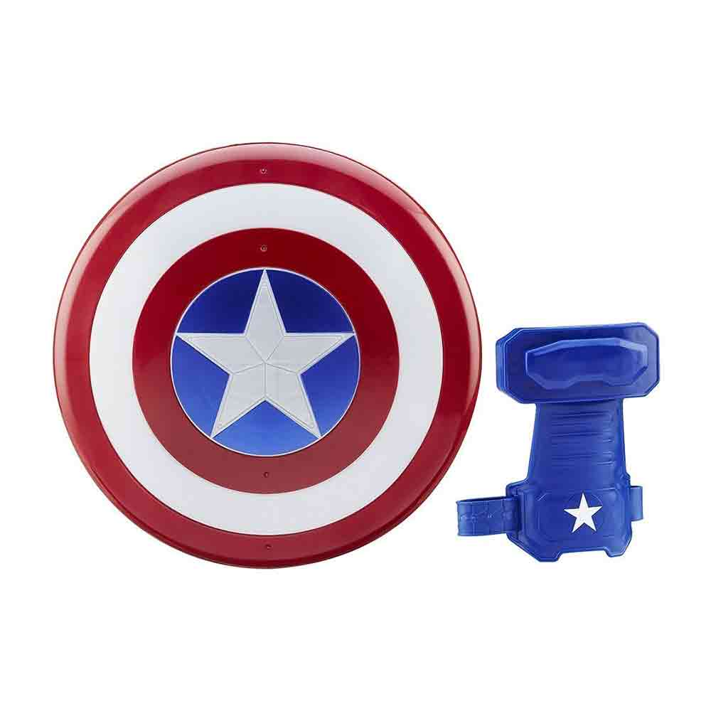 Marvel Captain America Magnetic Shield and Gauntlet