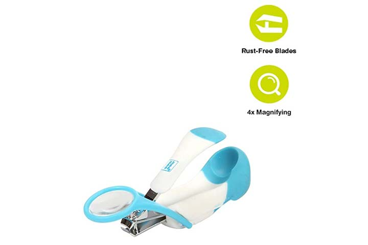 Me me gentle nail clipper
