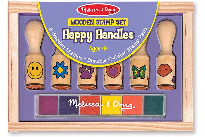 Melissa & Doug Happy Handles Wooden