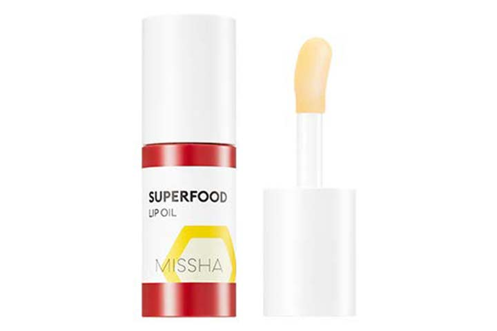 Missha Essential Lip Oil 5.3g - Honey
