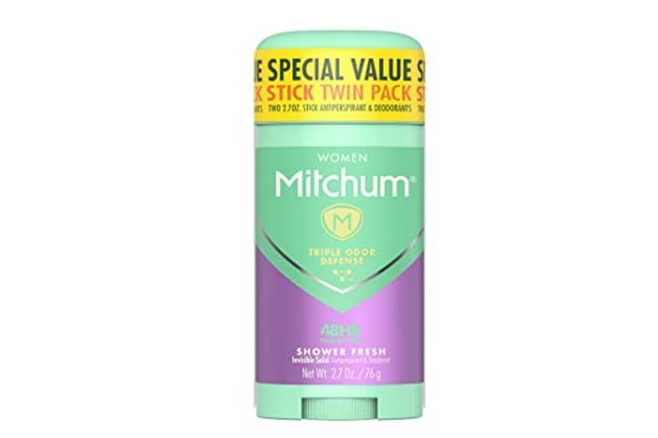 Mitchum Women Invisible Solid Antiperspirant Deodorant
