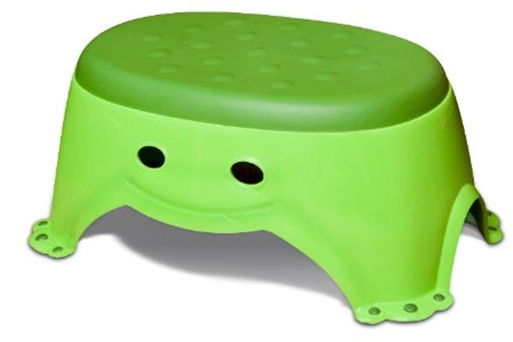 Mommys Helper Froggie Collection Step Stool