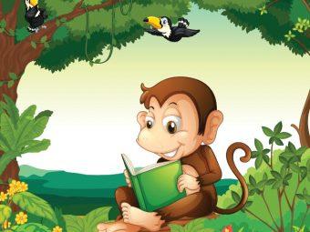 गौरैया और बंदर की कहानी | Monkey And Bird Story In Hindi