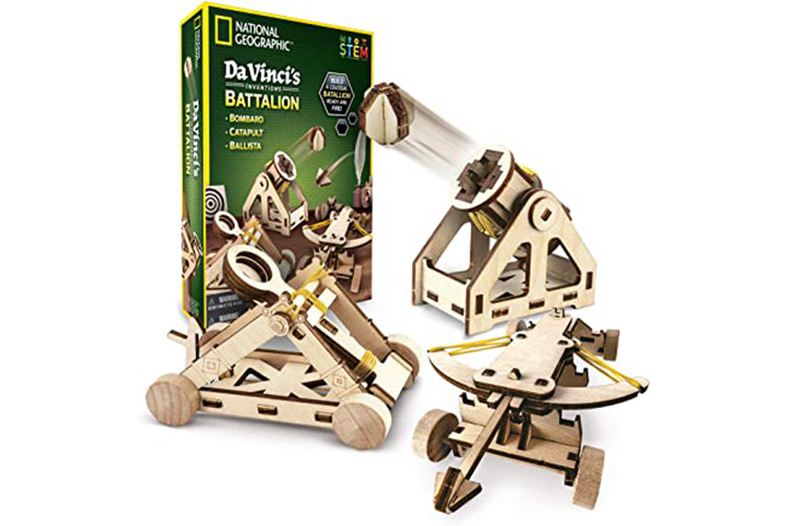 NATIONAL GEOGRAPHIC Da Vinci's Inventions