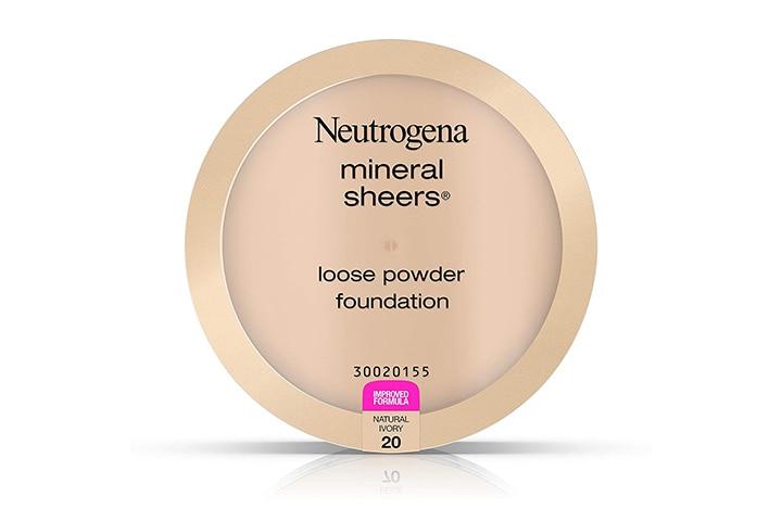Neutrogena Mineral Sheers Lightweight Loose Powder