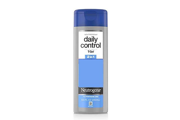 Neutrogena TGel Daily Control 2-in-1 Anti-Dandruff Shampoo Plus Conditioner