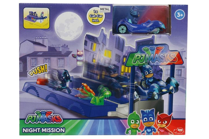 Night Mission Game Set