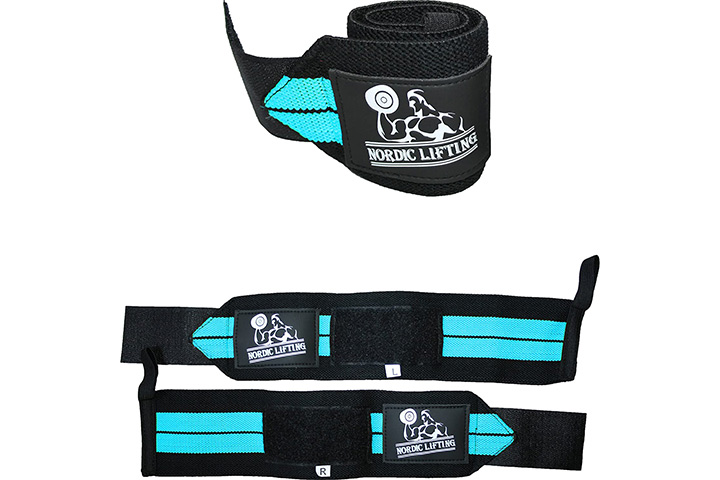 Nordic Lifting Wrist Wraps For Weightlifting