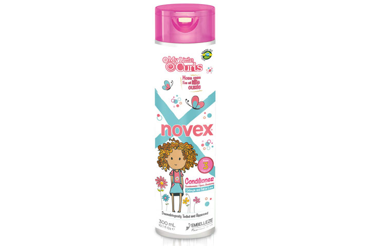Novex Curly Hair Conditioner