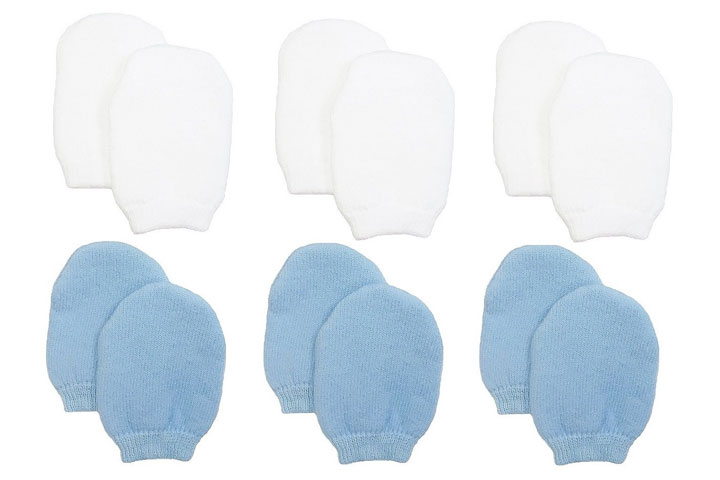 Nurses Choice Newborn Baby Mittens