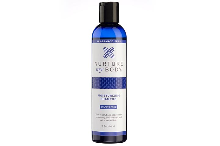 Nurture My Body Moisturizing Shampoo