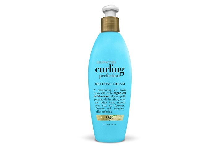 OGX Moroccan Curling Perfection Cream