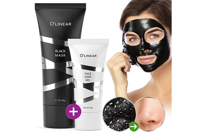 O'linear Black Mask