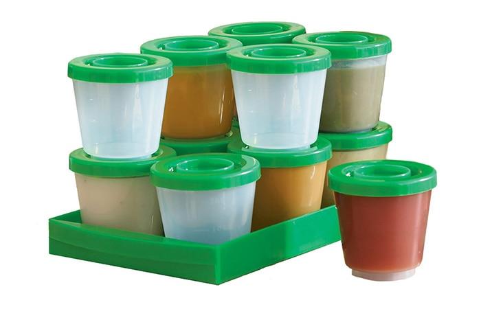 One Step Ahead Baby Food Storage Jars