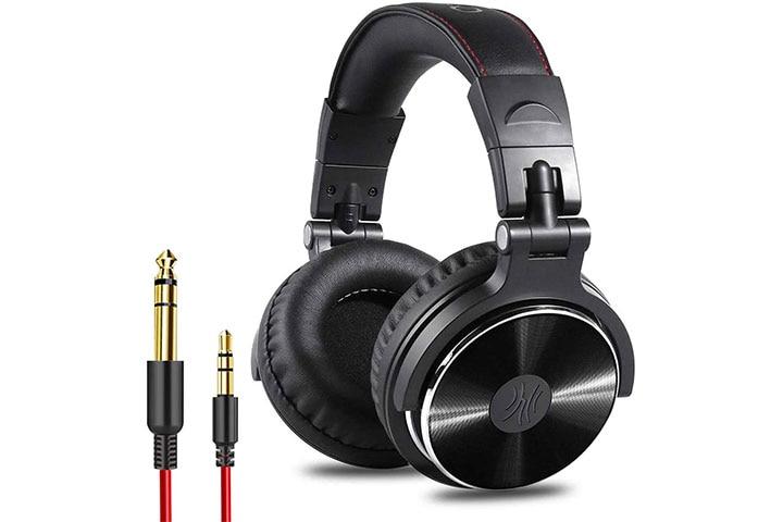 OneOdio Wired DJ Headphones