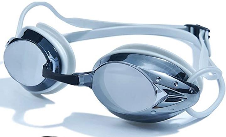 PHELRENA Swimming Goggles, Professional Swim Goggles