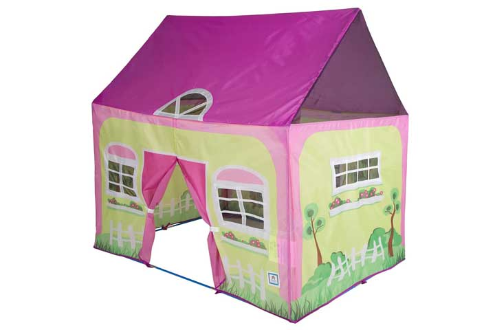 Pacific Play Tents Cottage Play House-1