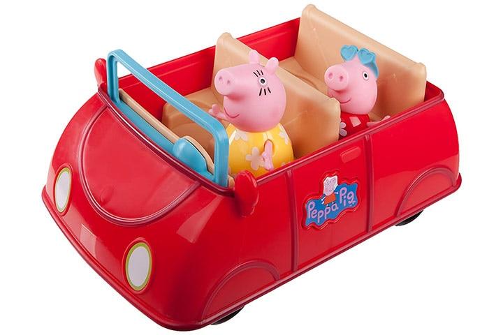 Peppa Pig Car By Peppa Pig