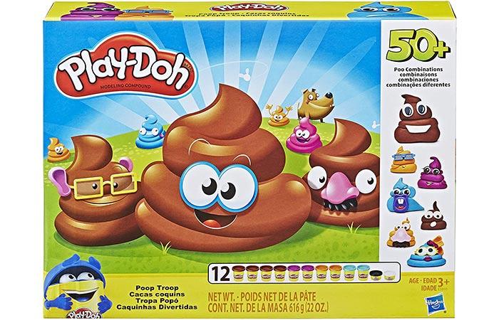 Play-Doh Poop Troop Set