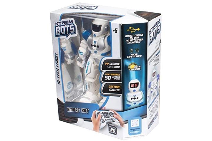 Play Visions Xtrem Bots Smart Bot
