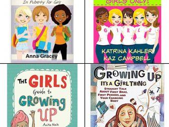 11 Best Puberty Books For Girls Of 2020