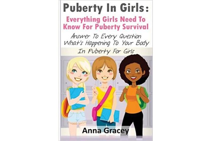 Puberty In Girls Everything Girls