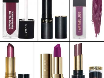15 Best Purple Lipsticks To Buy In 2020