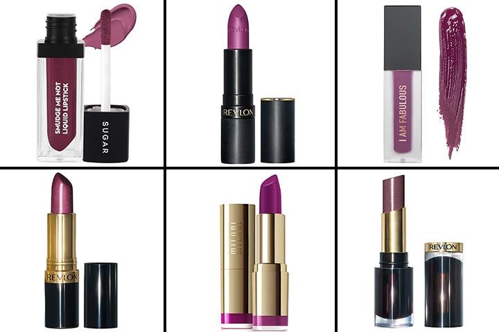 15 Best Purple Lipsticks To Buy In 2020