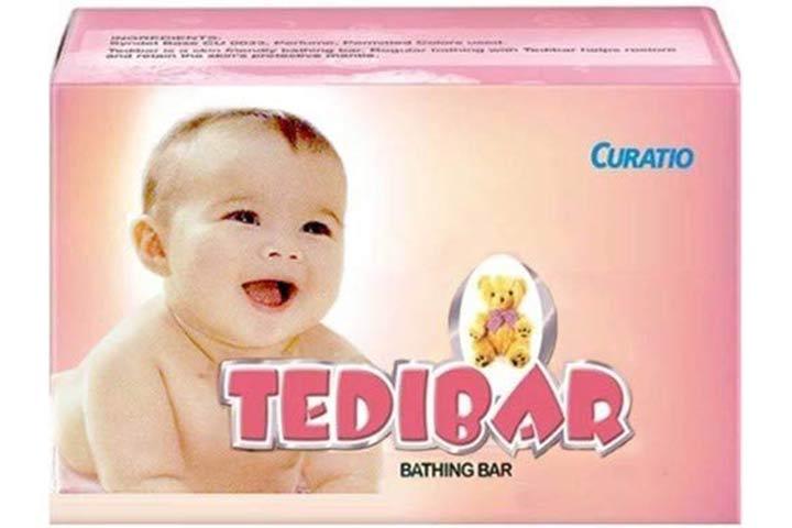 Quercio Tedibar Soap