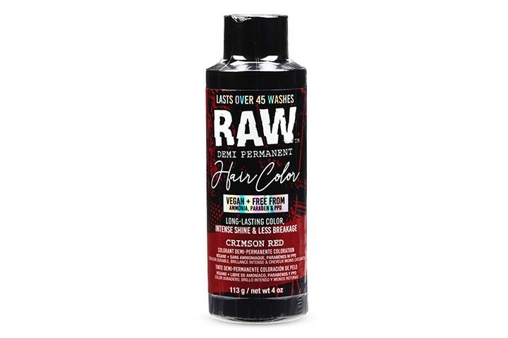 RAW Semi Permanent Hair Color
