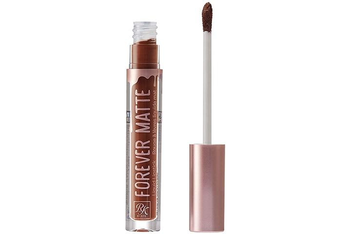 RK By KissForever Matte Liquid Lipstick In RFML12 Oh Boy