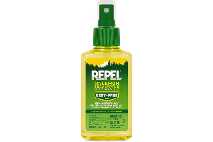 Repel Plant Based Insect Repellent