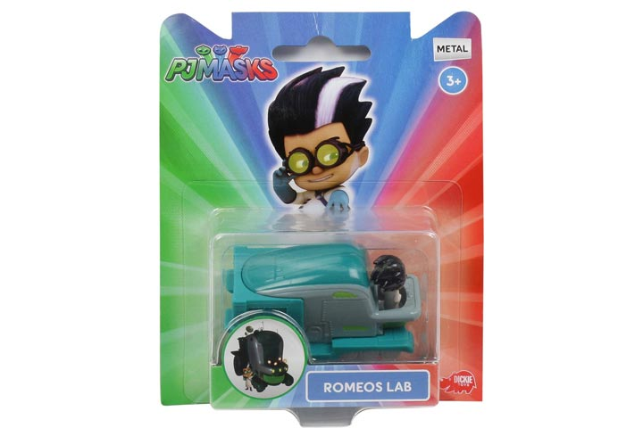 Romeos Lab Vehicle Toy