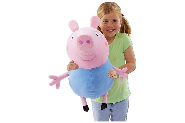 SCOOBA Kid's Favorite Cute Peppa Pig Soft Toy