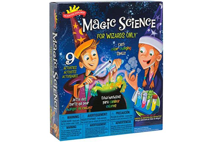 Scientific Explorer Magic Science