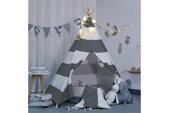 Scriptract Teepee Tent