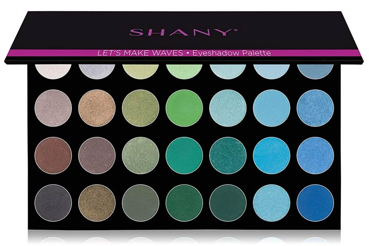Shany Lets Makes Waves Eyeshadow Palette