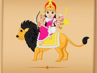 शेर कैसे बना मां दुर्गा का वाहन?  | Sher Maa Durga Ki Sawaari