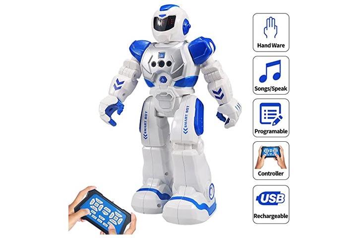 Sikaye RC Smart Robot Induction Rebort
