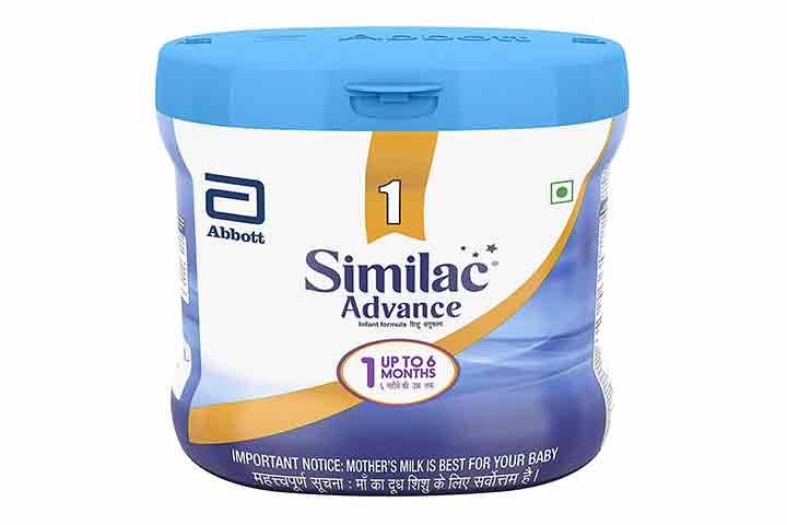 Similac Advanced Infant Formula