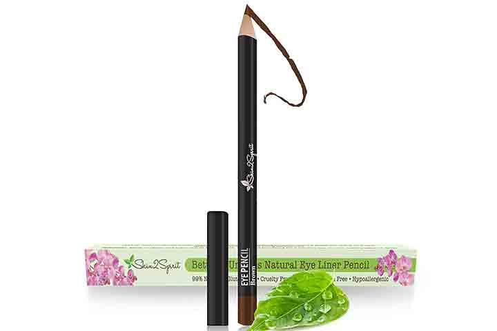Skin2Spirit Natural Eyeliner Pencil