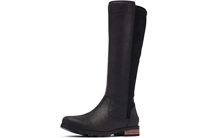 Sorel - Women's Emelie Tall Waterproof Riding Boots