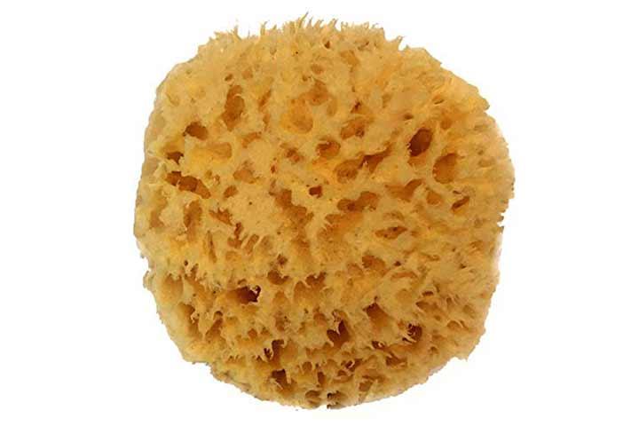 Spa Destinations Natural Sea Wool Sponge