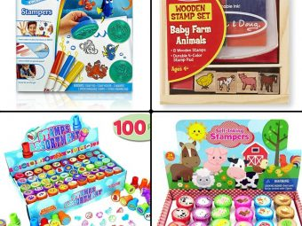 15 Best Stamp Set For Kids