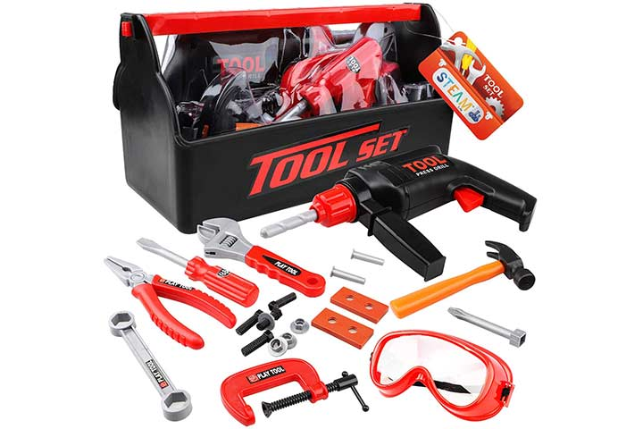 Steam Life Tool Set