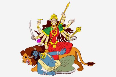 मां काली के जन्म की कथा  | Story Of Maa Kali In Hindi