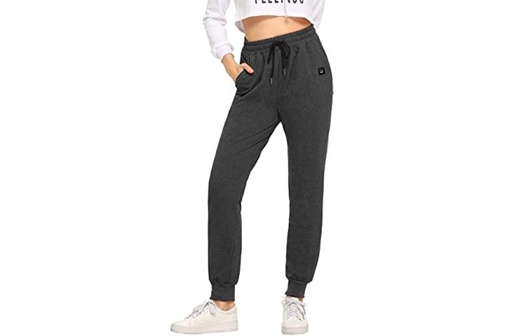 SweatyRocks Women's Sweatpants with Pocket