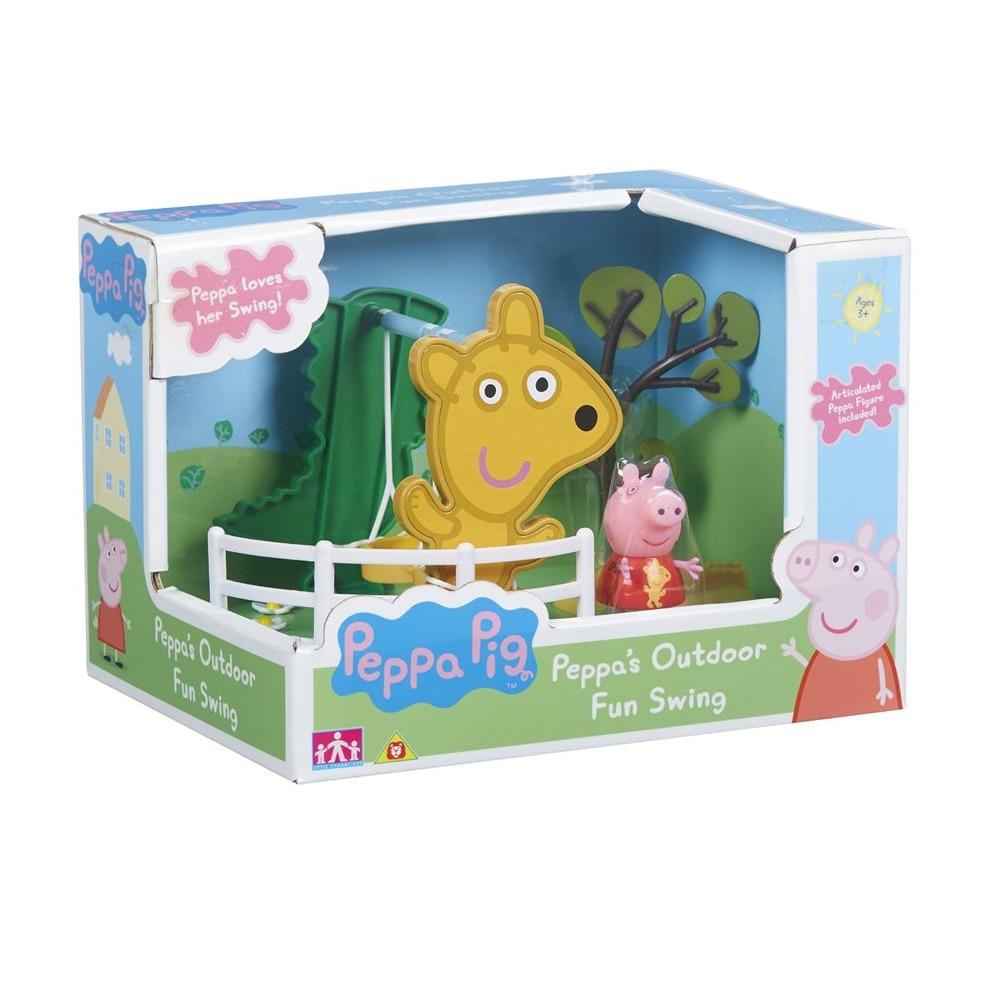 Peppa Pig Swing Playset